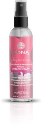 Dona Flirty Aroma: Blushing Berry Body Spray  -  For Women
