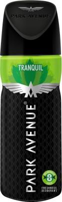 Park Avenue Tranquil Freshnes Deodorant Spray - For Men(130 ml)