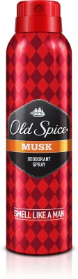 Old Spice Musk Deodorant Spray  -  For Men