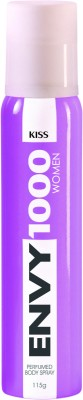 Vanesa Envy 1000 Kiss Body Spray  -  For Women