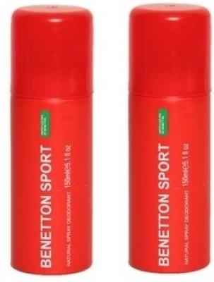 United Colors of Benetton Sport Deodorant Spray  -