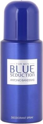 Antonio Banderas Blue Seduction Deodorant Spray  -  For Men