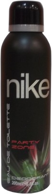 Nike Party Zone Deodorant Spray - For Men