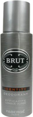 Brut Identity Deodorant Spray  -  For Men
