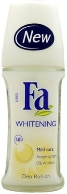 Fa Whitening Mild Care Deodorant Roll-on  -  For Women