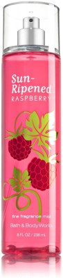 Bath & Body Works Sun-Ripened Raspberry Body Mist  -  For Women(236 ml) at flipkart