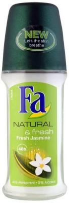 Fa Natural & Fresh Jasmine Deodorant Roll-on  -  For Women(49 ml) at flipkart