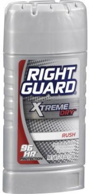 Right Guard Xtreme Dry Rush Deodorant Stick  -  For Men