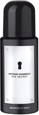 Antonio Banderas The Secret Deodorant Spray  -  For Boys