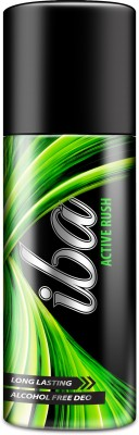 Iba Halal Care Active Rush Deodorant Spray  -  For Men