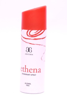 Arochem (alcohol free) Ethena deodorant Body Spray  -  For Men, Women