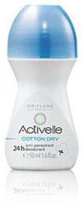 Activelle Anti Perspirant 24h Deo Deodorant Spray  -  For Men, Women