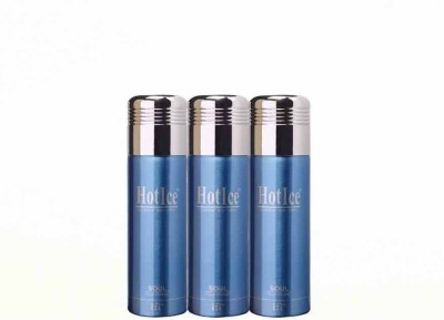 Hot Ice Soul Deodorant For Women Deodorant Spray  -  For Women, Girls