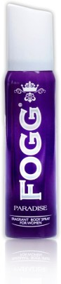 Fogg Paradise Long Lasting Deodorant Body Spray  -  For Women