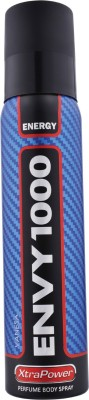 ENVY 1000 Energy Deo 130 Ml Deodorant Spray - For Men