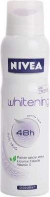 Nivea Whitening Fruity Touch Deodorant Spray  -  For Women
