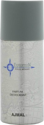 Ajmal Expedition Deodorant Spray  -  For Men