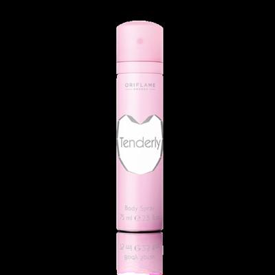 Oriflame Sweden Tenderly Body Spray  -  For Girls, Women