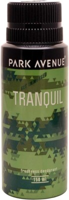 Park Avenue Tranquil Deodorant Spray - For Men