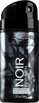 Bath & Body Works Noir for Men Body Spray  -