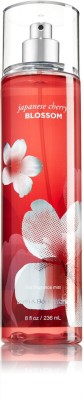 Bath & Body Works Japanese Cherry Blossom Fine Fragrance Body Mist  -  For Women