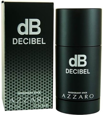 Azzaro Decibel Deodorant Stick  -  For Men(75 ml)