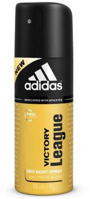 Adidas Victory League Body Spray - For Men(150 ml)