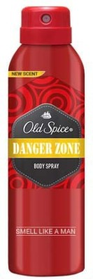 Old Spice Danger Zone Deodorant Spray  -  For Boys