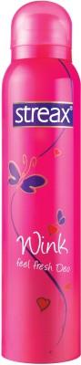 Streax Wink Deodorant Spray  -  For Women