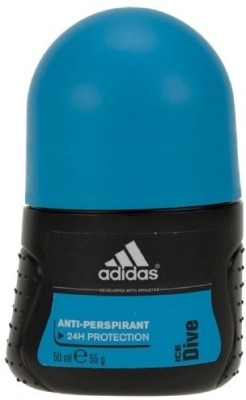 Adidas Ice Dive Deodorant Roll-on  -  For Women