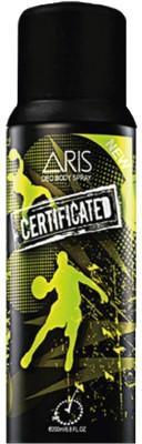 Aris Certificated Deodorant Spray  -  For Men