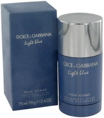 Dolce & Gabbana light blue Pour Homme Deodorant Stick  -  For Boys, Men