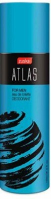 Zuska Atlas Deodorants Body Spray  -  For Men
