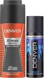 Denver Deo Extreme Balance 150 Ml & Spor...