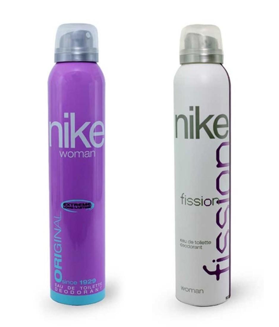 Nike Original Fission Body Spray  -  For Women