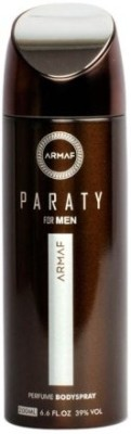Armaf Paraty Deodorant Spray  -  For Men