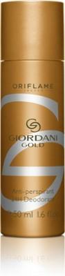 Oriflame Sweden Giordani Gold Deodorant Roll-on  -  For Boys, Men, Girls, Women