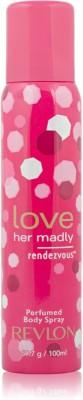 Revlon Love Her Madly Rendezvous Body Spray  -  For Women