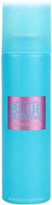 Antonio Banderas Blue Seduction Deodorant Spray  -  For Girls