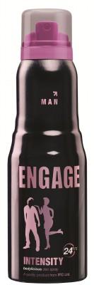 Engage Intensity Deodorant Spray  -  For Men