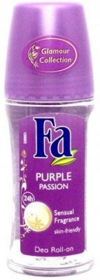 Fa Purple Passion Deodorant Roll-on  -  For Women