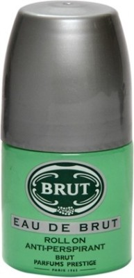 Brut Eau De Brut Deodorant Roll-on - For Men(50 ml)
