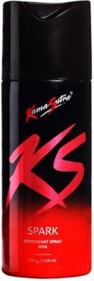 KamaSutra Spark Body Spray - For Men(150 ml)