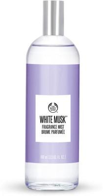 The Body Shop White Musk Body Mist  -  For Women(100 ml)