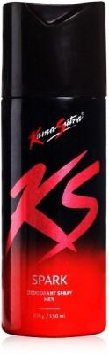 KS Spark Deodorant Spray  -  For Men