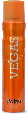 Vegas Poker Deodorant Spray  -