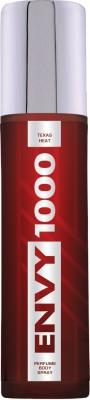 ENVY 1000 Texs Heat Crystal Deo 135 Ml Deodorant Spray - For Men