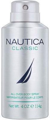 Nautica Classic Deodorant Spray  -  For Men