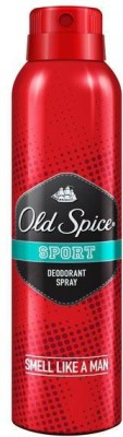 Old Spice Sport Body Spray  -  For Men, Boys