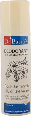Dr. Batra's For Women Deodorant Spray  -